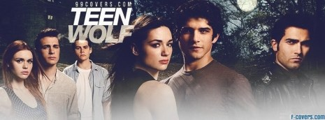 Image result for Teen Wolf facebook cover