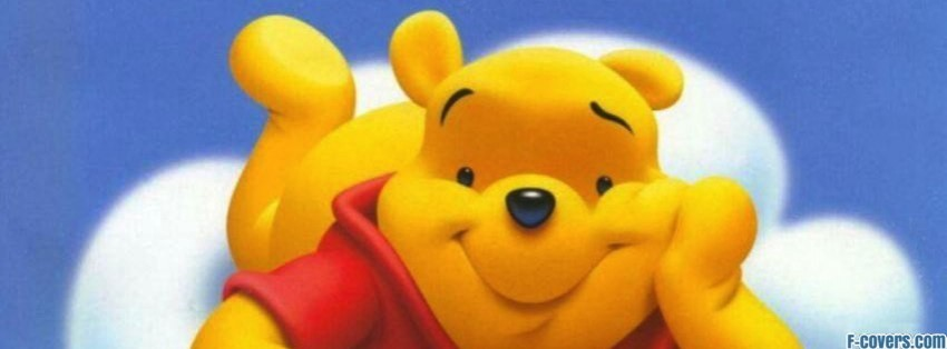 Cute Sad Cartoon Wallpapers Winnie The Pooh Facebook Cover Timeline Photo Banner For Fb