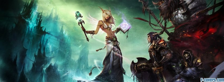 Inspirational Quotes Collage Wallpapers World Of Warcraft Facebook Cover Timeline Photo Banner For Fb