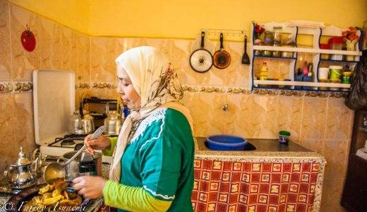 「タジン」(モロッコ家庭料理)の作り方