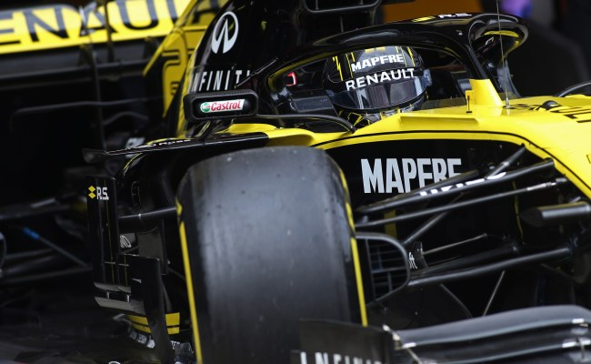 Hulkenberg Renault Fast But Red Bull Faster F1