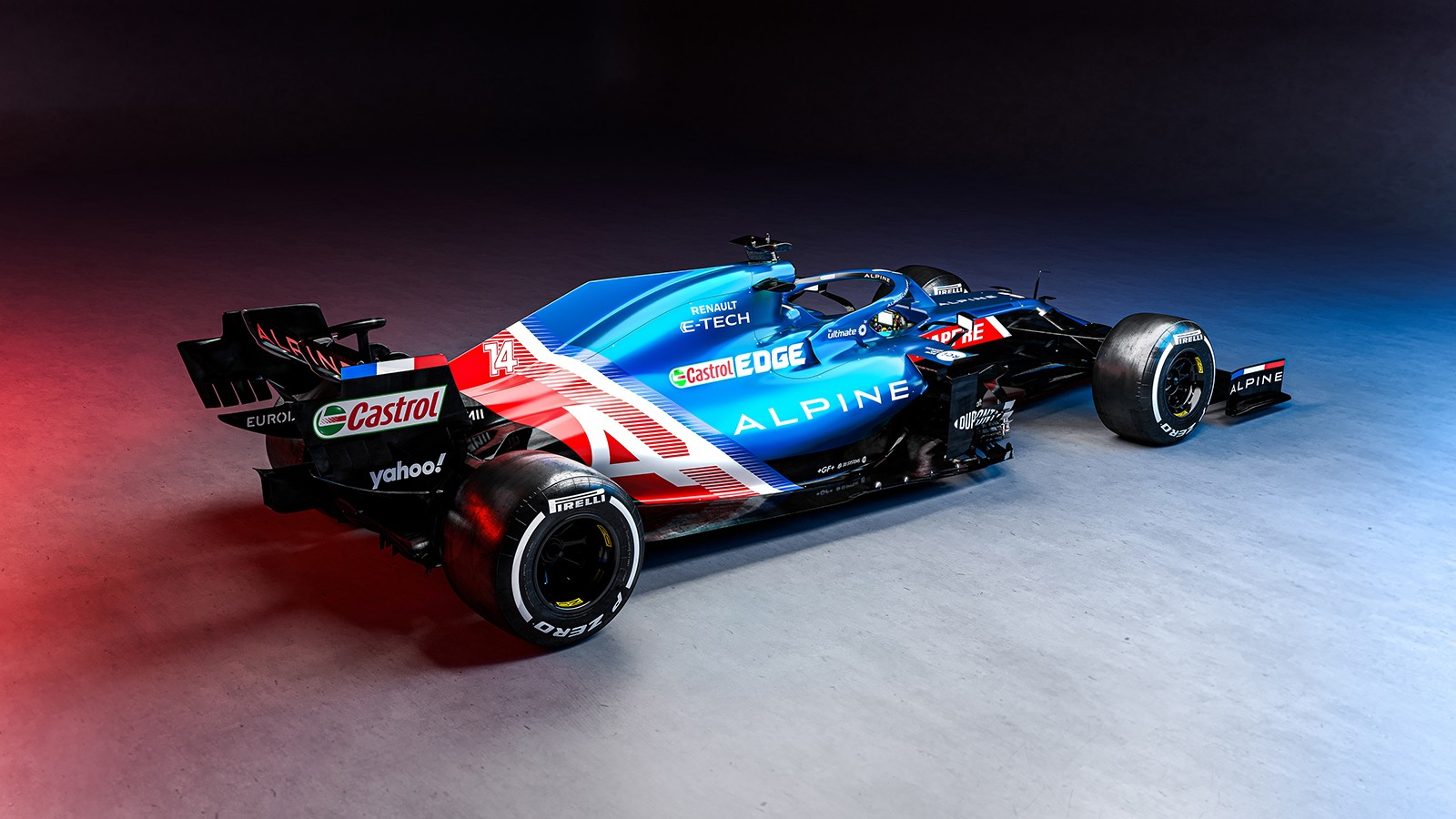 Mclaren team mates lando norris and carlos sainz kept their driver bromance bubbling at the launch of their new mcl35 formula one car on thursday. 2021 Alpine A521 F1 Car Launch Pictures