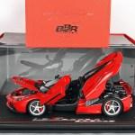 Bbr 1 18 Ferrari Laferrari Aperta Rosso Corsa 322 Diecast