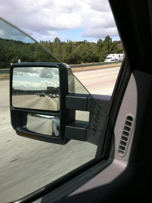 Picked up some tow mirrors!  Ford F150 Forums  Ford FSeries Truck Community