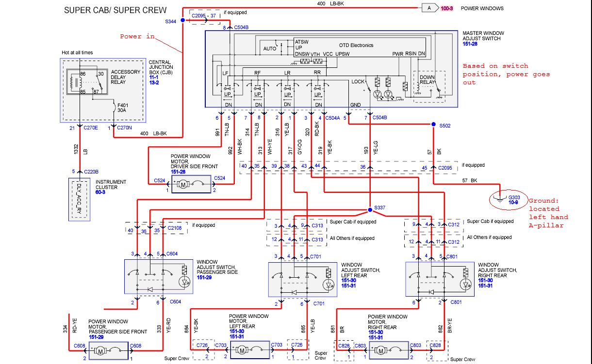 hight resolution of ford f 150 stereo wiring diagram wiring diagram third level 95 ford f 150 radio