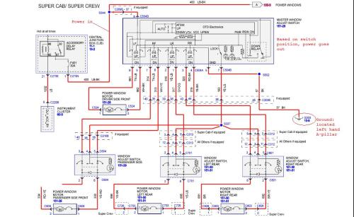 small resolution of ford f 150 stereo wiring diagram wiring diagram third level 95 ford f 150 radio