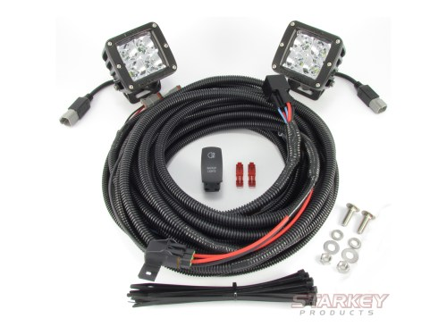 small resolution of new f150 reverse light options rigid lights factory style wiring rh f150ecoboost net f150 reverse lights wire color code 2007 f150 reverse light wiring