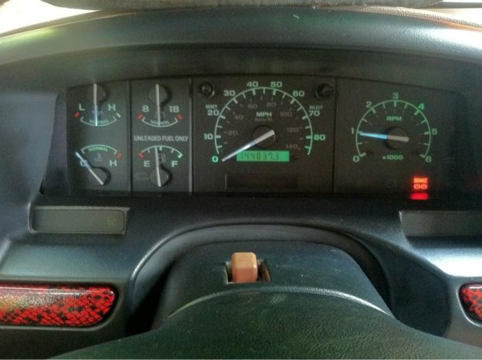 94 Ford Ranger Xlt