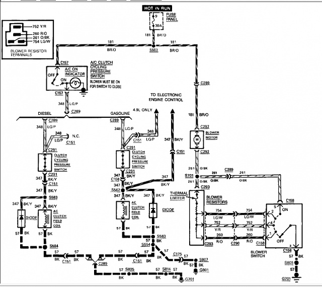 Yamaha G2 Fuel System Diagram, Yamaha, Free Engine Image