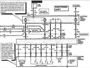 In need of B Warner 1356 Plug wiring diagram  Ford F150 Forum  Community of Ford Truck Fans