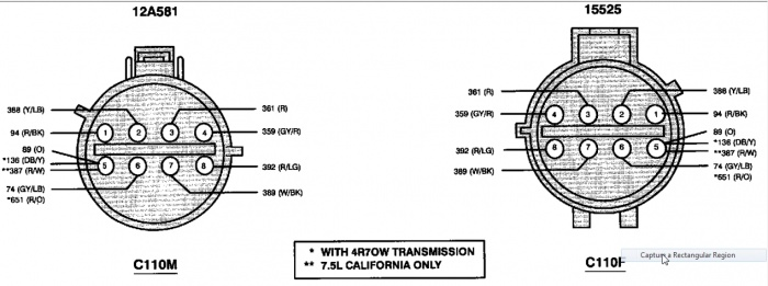 [DIAGRAM] C8 Transmission Wiring Diagram Ford FULL Version