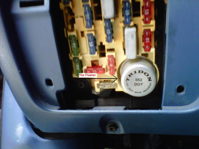 1990 Mustang Fuse Box Left Turn Signal Stays On Ford F150 Forum Community Of