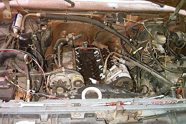 1989 Ford F 150 Fuel Pump Wiring Diagram