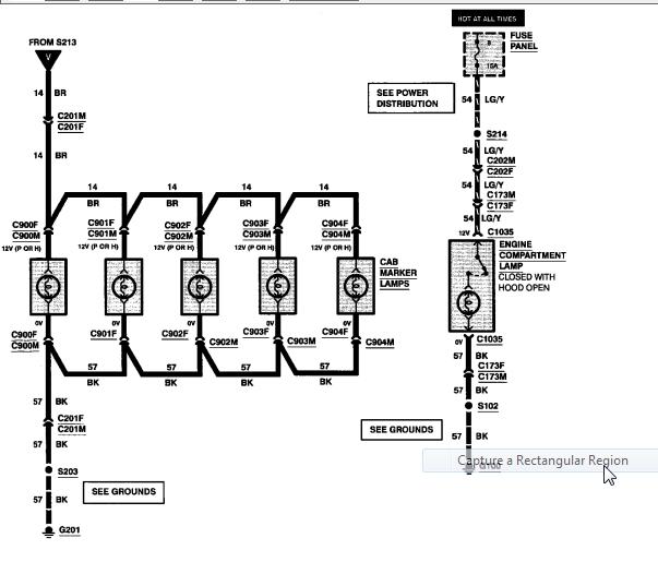 F150 Under Hood Light Wiring Diagram : 36 Wiring Diagram