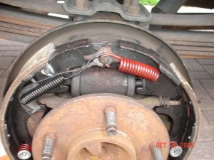 How To Change Brake Shoes On 1999 Ford Ranger  Style Guru