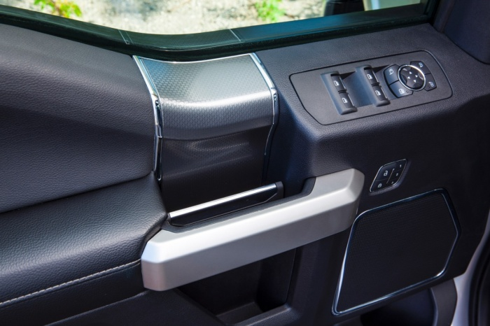 Wood And Center Console Comparison Lariat Vs King Ranch