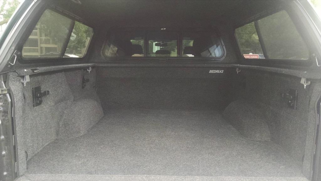 Leer 100XL Bed Topper Full Review W Pics Ford F150
