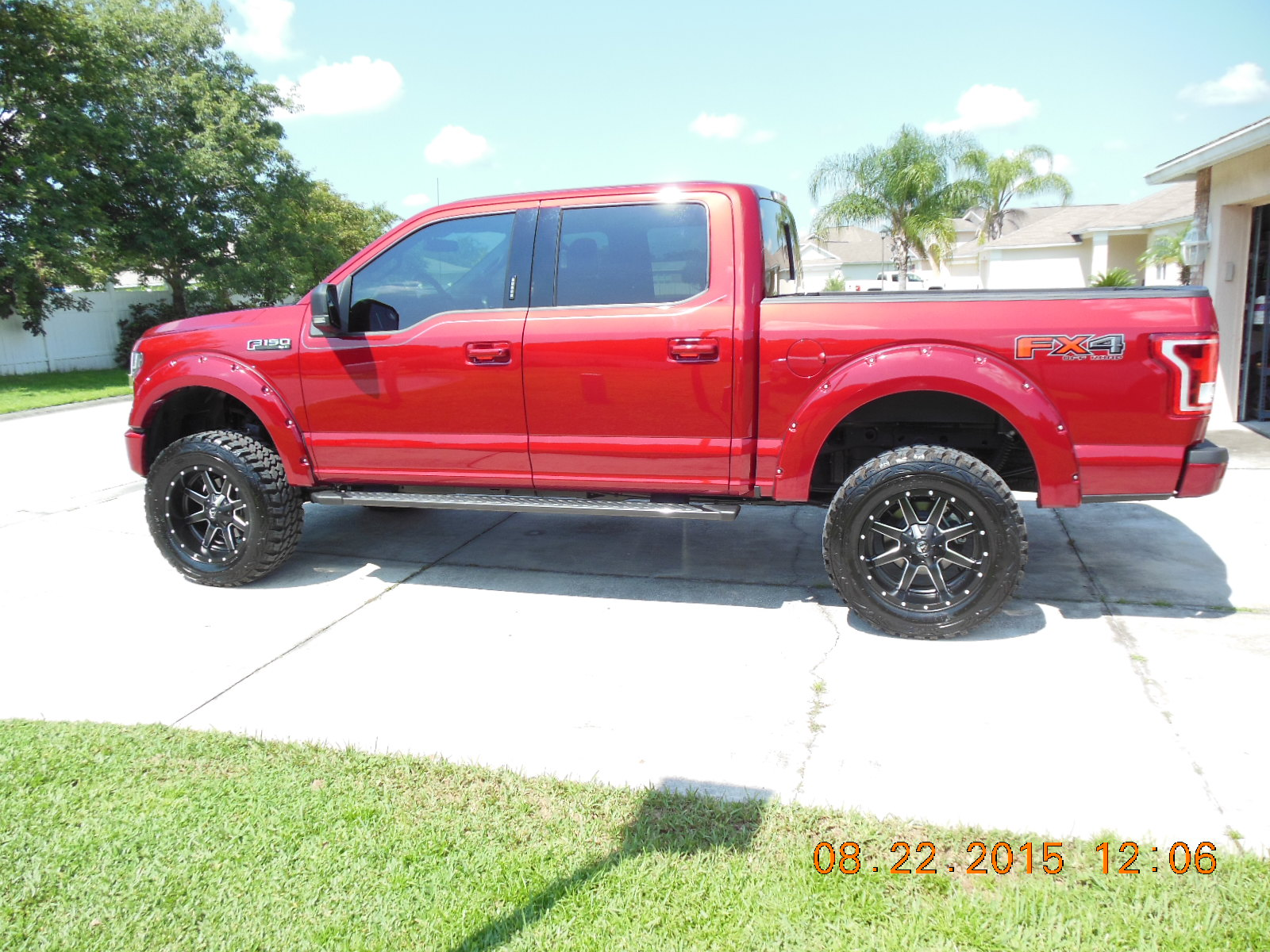hight resolution of 2015 ruby red xlt fx4 w pro comp 6 quot lift kit dscn0286