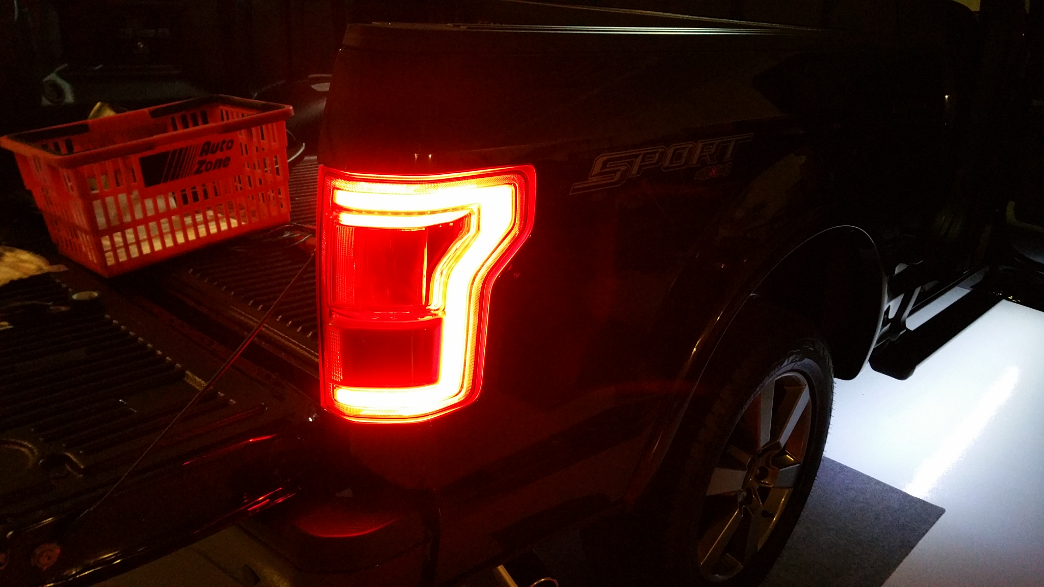 Light Wiring Diagram On Tail Light Wiring Diagram For 2012 Ford F150