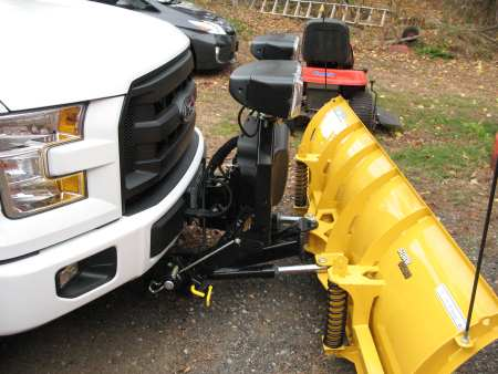 fisher plow directv wiring diagram just picked up my new rig with ford f150 forum attached images