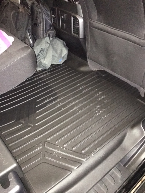 MAXLINER Floor Mats  Ford F150 Forum  Community of Ford