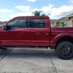 Lets See Your Wheels Tire Setup On 2015 Ford F150 Forum Community Of Ford Truck Fans