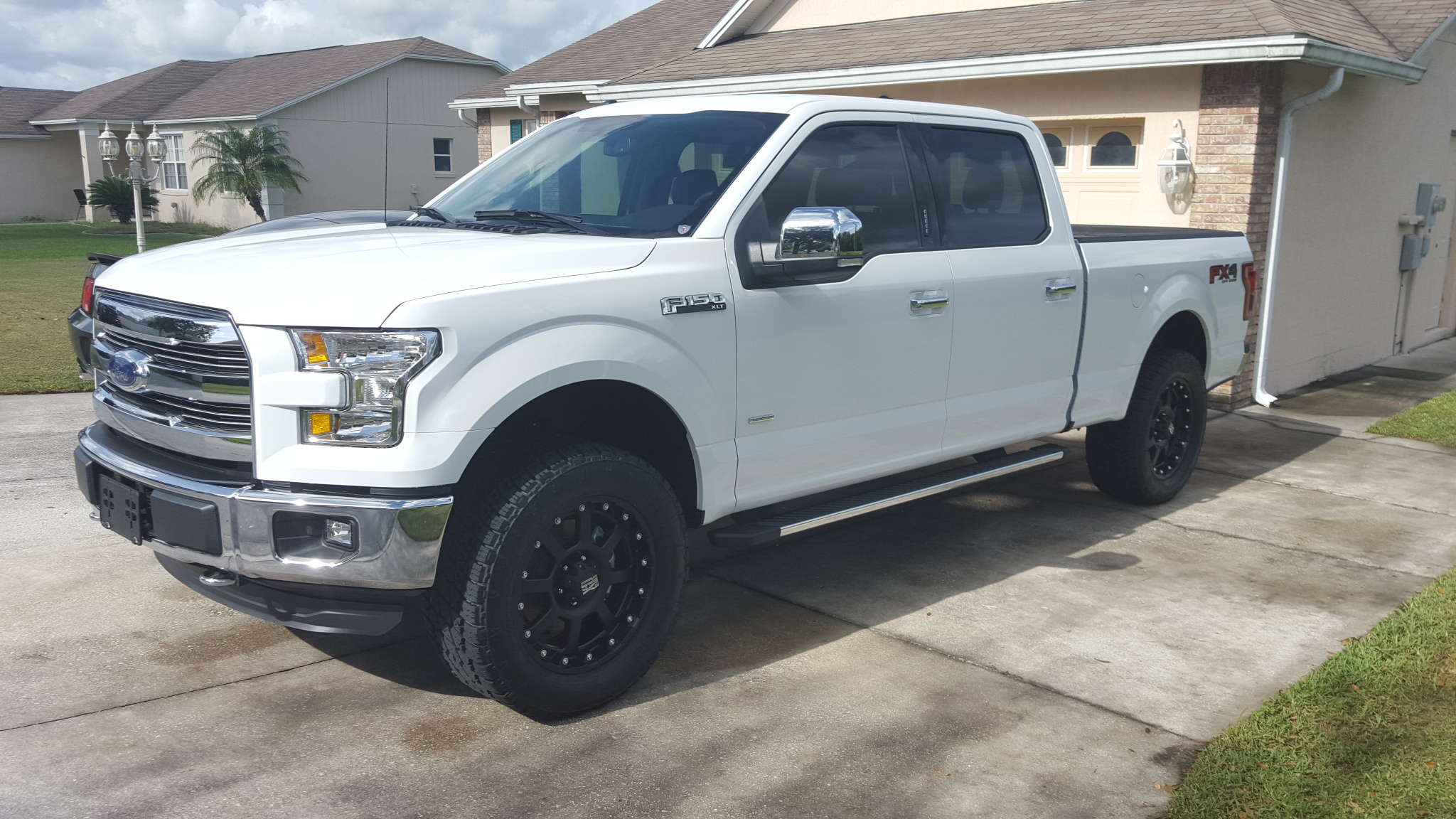 Pro comp 25 inch Level  Ford F150 Forum  Community of