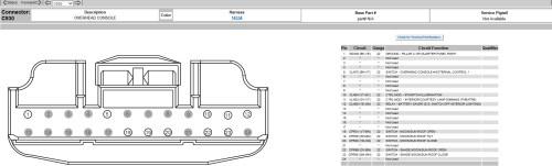 small resolution of  xlt 302a sun visor upgrade c930 connector jpg