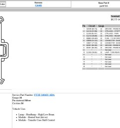 led bliss tail light wiring diagram ford f150 forum 2007 f150 reverse light wiring 2004 ford [ 1872 x 845 Pixel ]