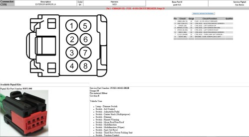 small resolution of retrofit power fold tow mirrors to xlt page 51 ford f150 forum f150 traction control wiring diagram