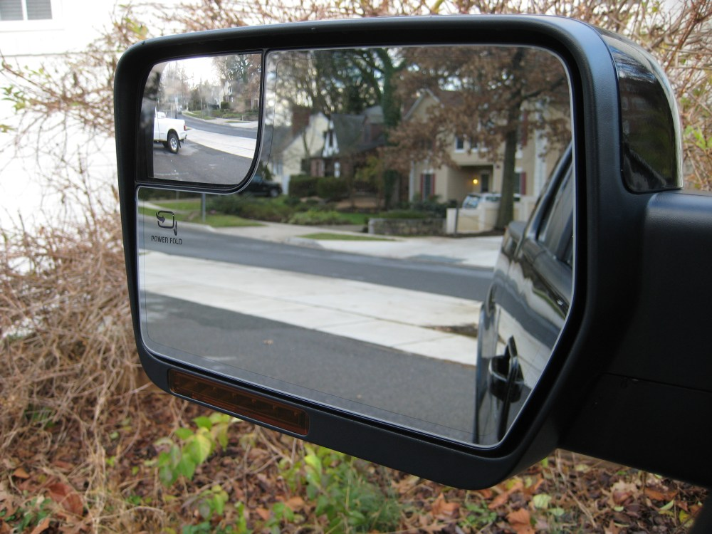 medium resolution of electrochromic dimming tow mirrors 2011 ford f 150