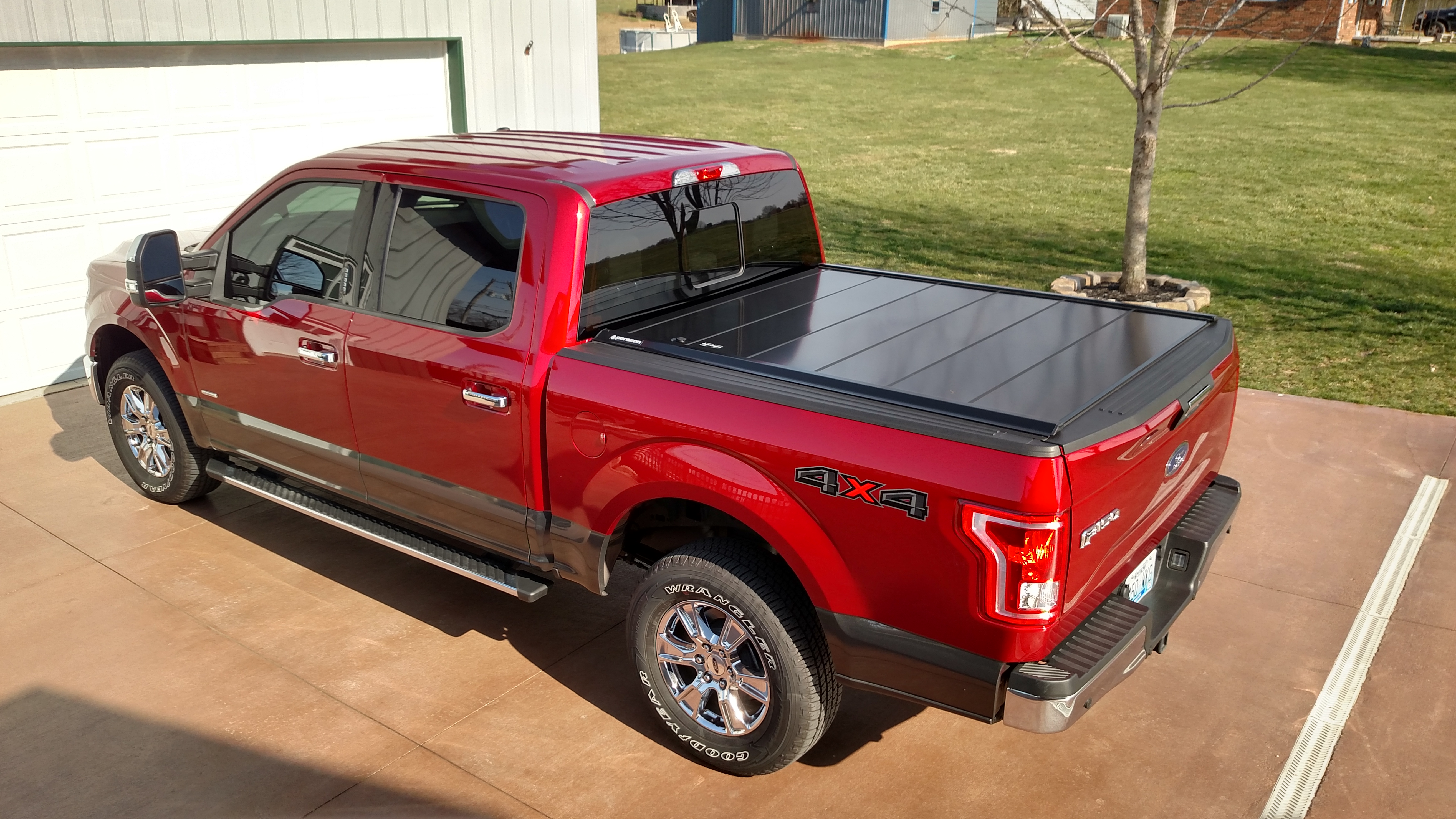 Best Tonneau Cover Ford F150 Forum Community Of Ford