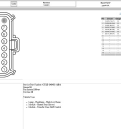 wiring diagram needed ford f150 forum community of ford truck fanswiring diagram needed c1285 headlamp right [ 1274 x 668 Pixel ]