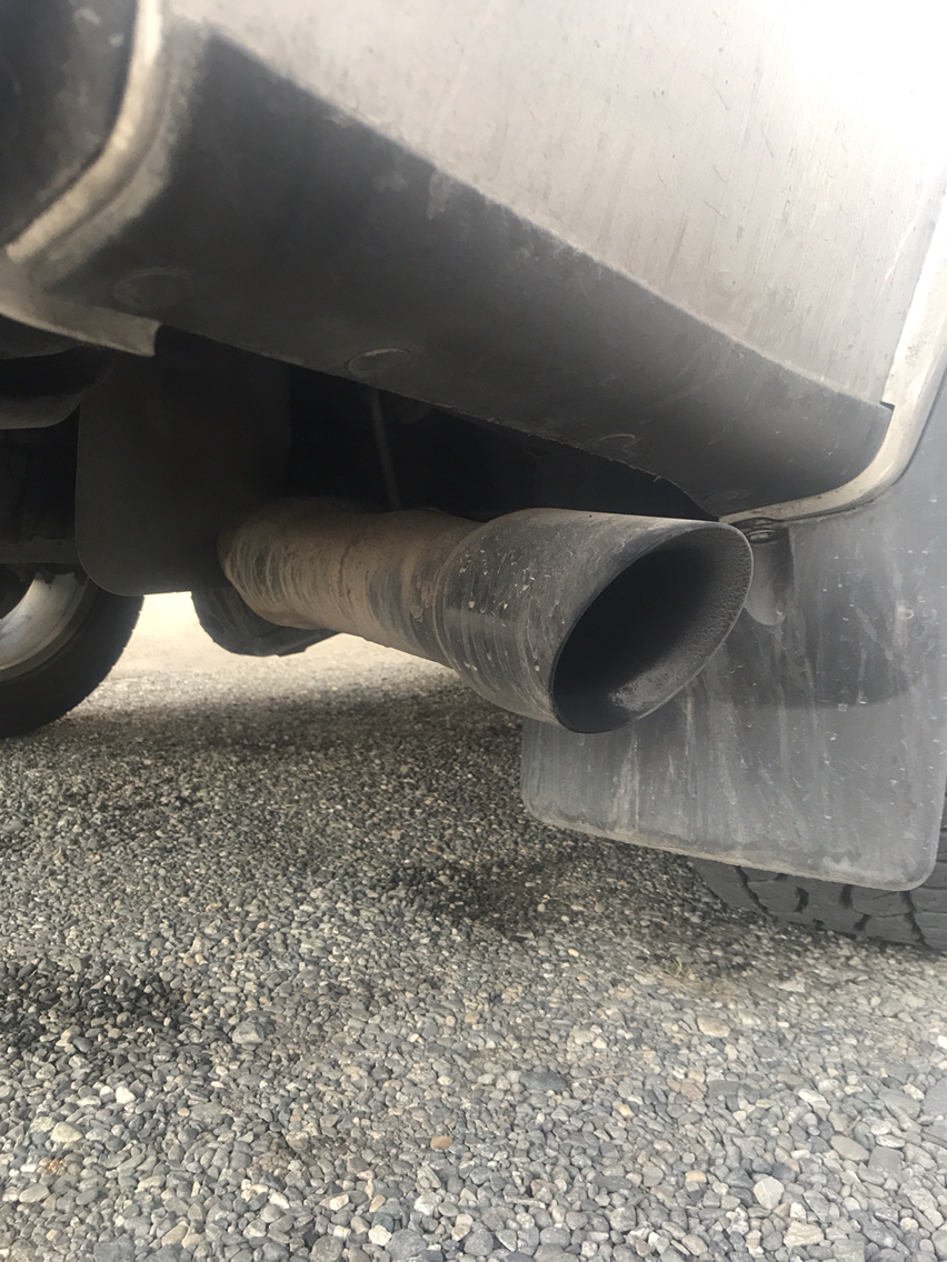 2018 3 5 ecoboost which exhaust