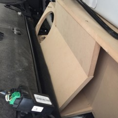2002 F150 Starter Wiring Diagram Pole 4 Passion 2015 Behind The Seat Subwoofer Box - Ford Forum Community Of Truck Fans