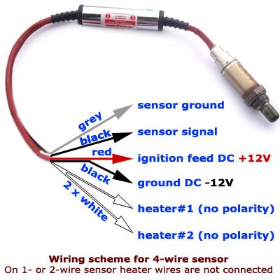 bosch lambda sensor wiring diagram dsl home run 2007 f150 o2 - ford forum community of truck fans