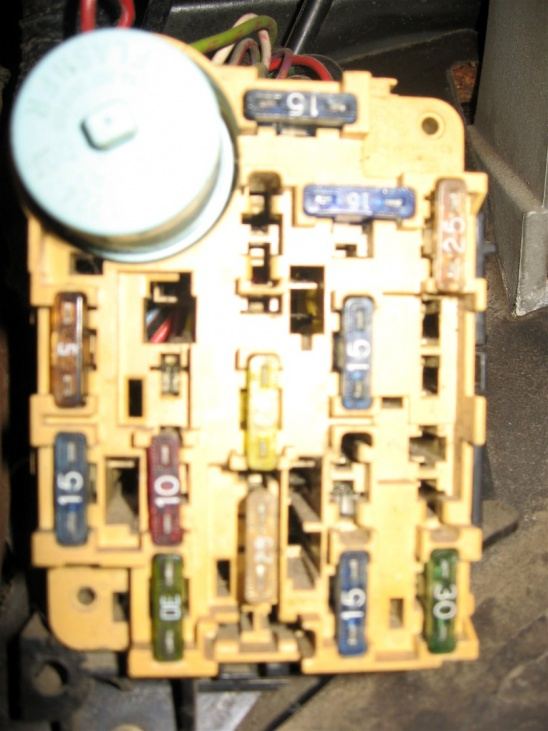 2007 F250 Fuse Box Diagram