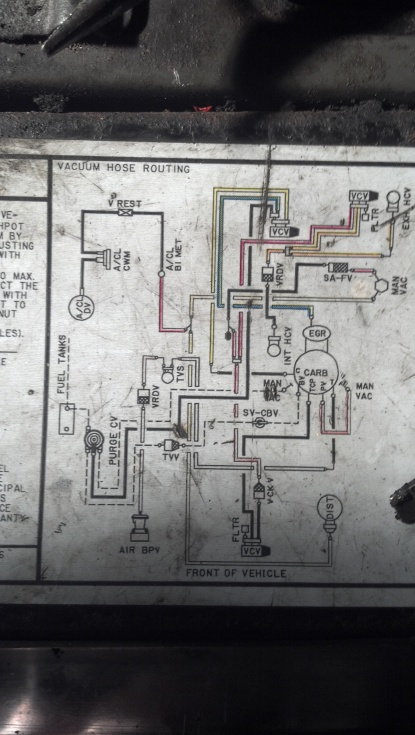 Ford F150 I Find A Vacuum Diagramsolenoidintake