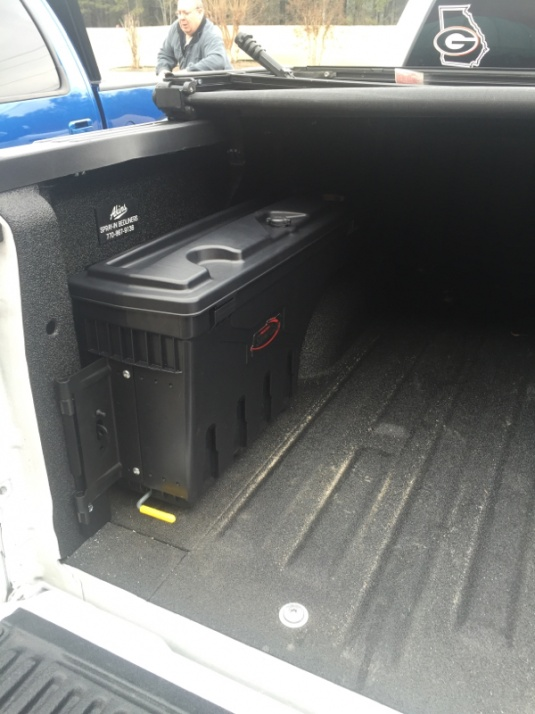 Toolbox Or Tonneau Cover Ford F150 Forum Community Of