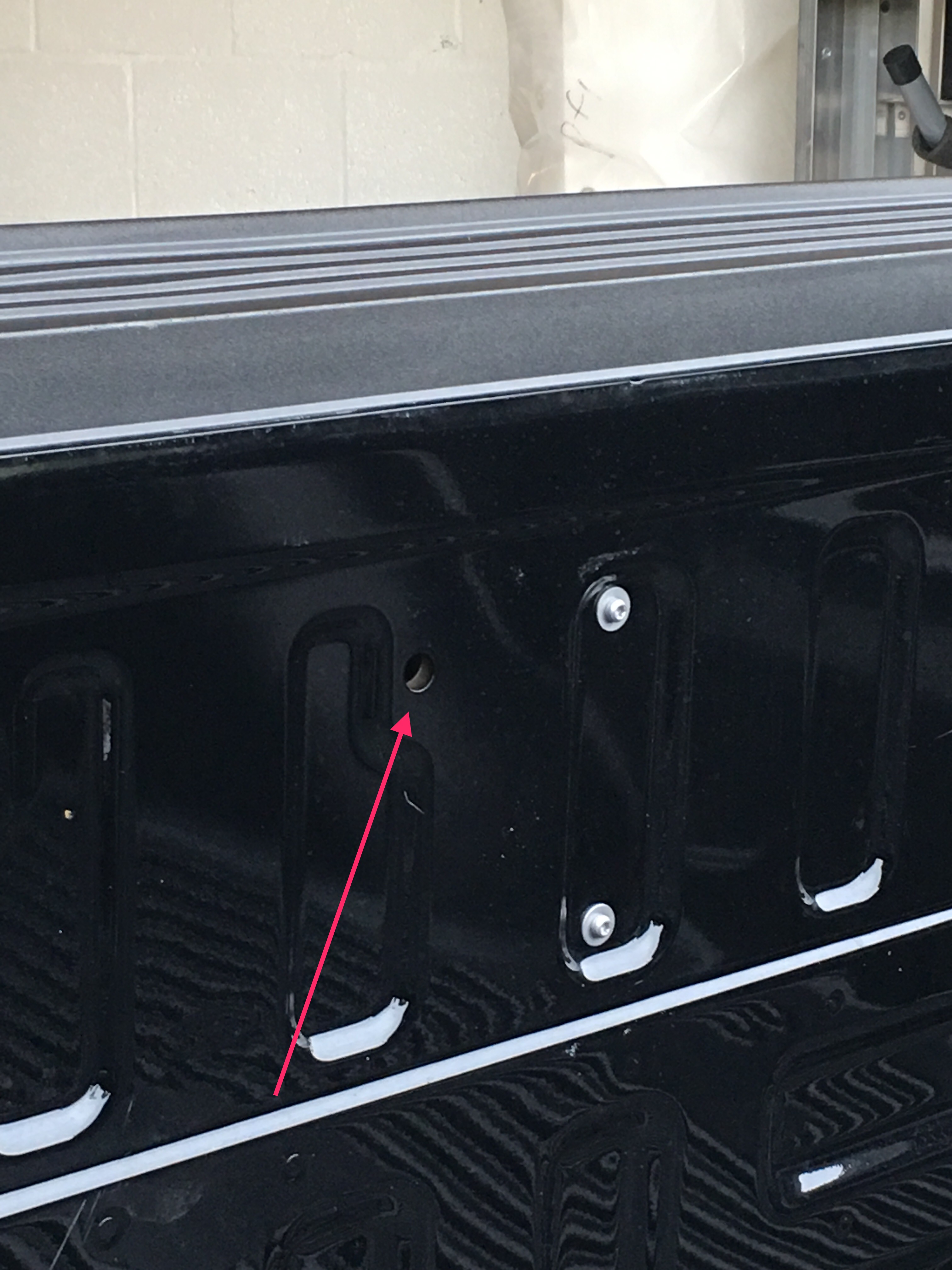 F150 Bed Drain Holes  Ford F150 Forum  Community of Ford Truck Fans