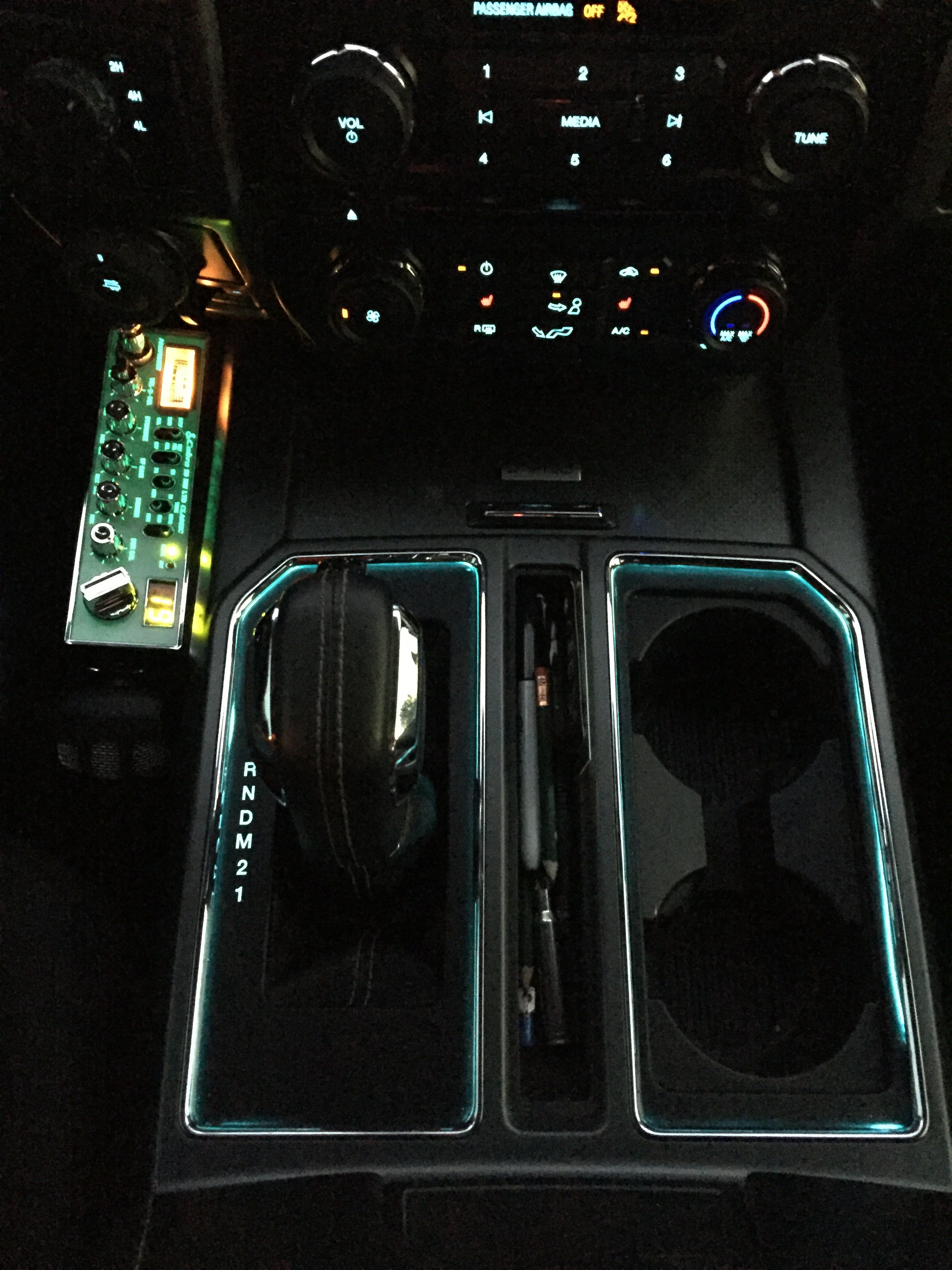2010 Ford F 150 Fuse Box Cb Install In My 2016 F150 Fx4 Ford F150 Forum