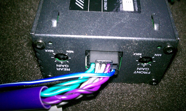 Amp Sub Wiring Diagram Small 4 Chan Amp Installed Page 18 Ford F150 Forum