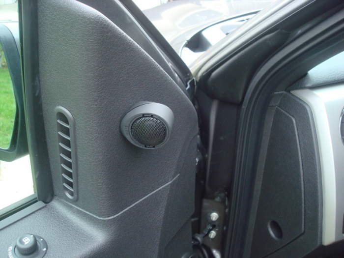 Wiring Door Speakers Amplifier