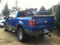 Thule roof rack install problems - Ford F150 Forum ...