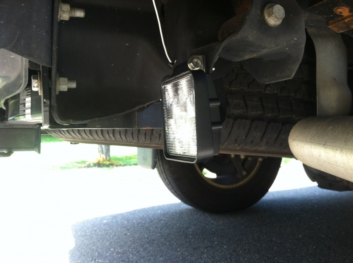 New Rear Aux Lights Addition  Ford F150 Forum  Community