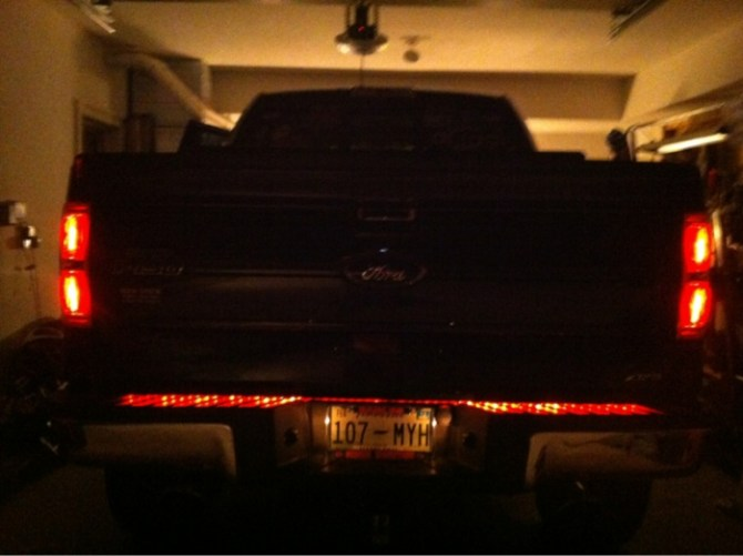 reverse light wire 2010led bar instal  ford f150 forum