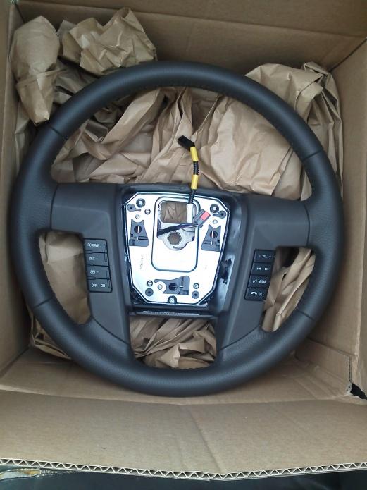 85 Ford F250 Wiring Diagram Xlt Steering Wheel Upgrade Ford F150 Forum Community