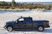 Thule Roof Rack on Super crew - Ford F150 Forum ...