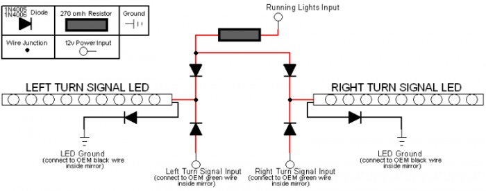 2016 ford f150 rear view mirror wiring diagram pro audio diagrams tow marker light - page 2 forum community of truck fans
