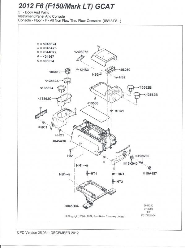 2011 F 150 Wiring Parts Diagrams